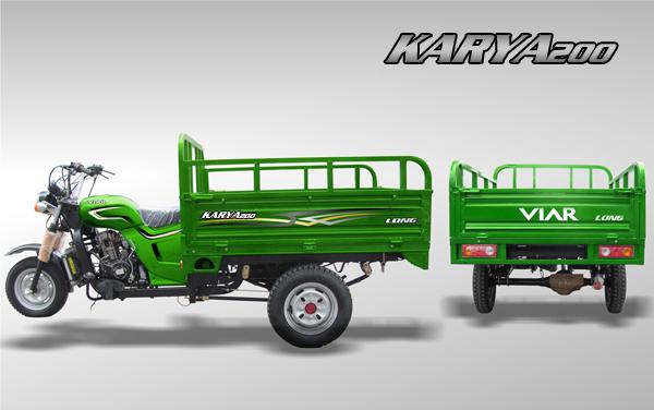 KRL200 hijau